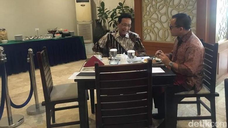 Bupati Anas Diundang Sri Sultan Berbagi Pengalaman di Yogyakarta