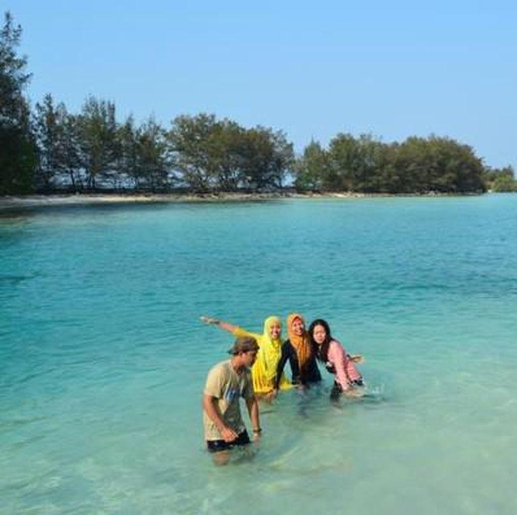 Pemprov DKI akan Klasifikasi Pulau-pulau di Kepulauan Seribu