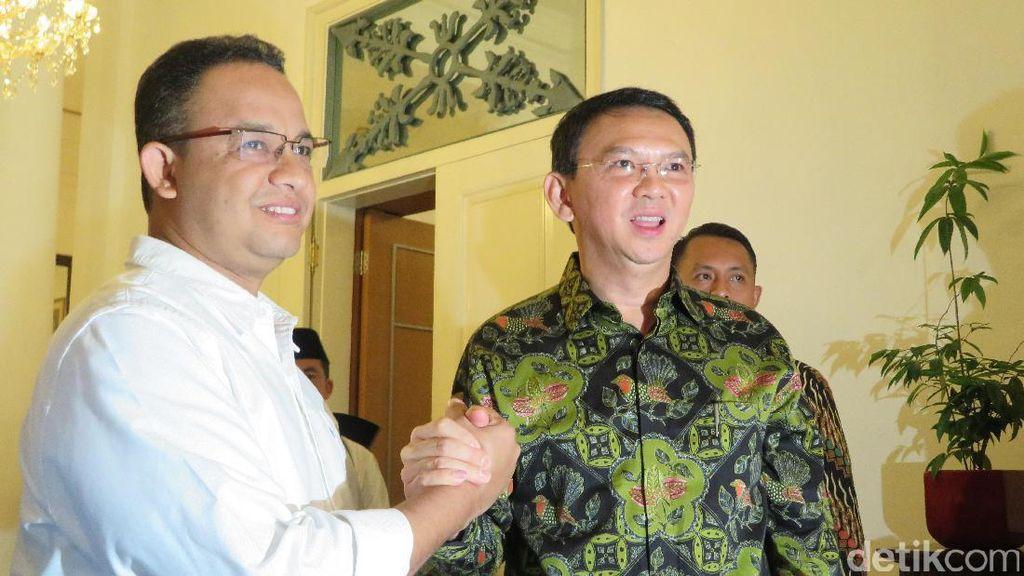 Aksi Perdana Anies-Sandi: Rekonsiliasi Kubu Ahok dan Bicara Alexis
