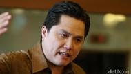 DPR Rapat Virtual Bareng Erick Thohir, Ini Hasilnya
