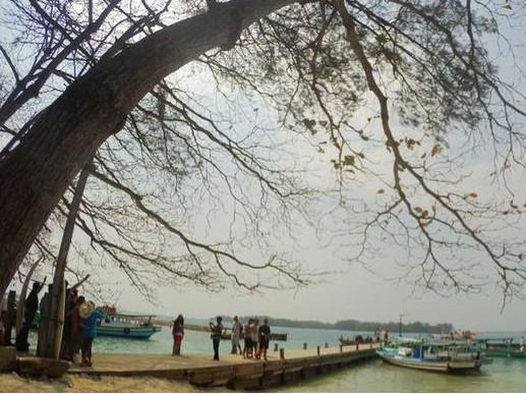Mengenal Pulau Milik Keluarga Cendana di Kepulauan Seribu
