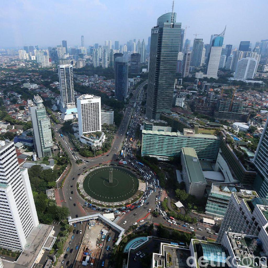 Target Pertumbuhan Ekonomi 2019 Diturunkan Jadi 5,2%
