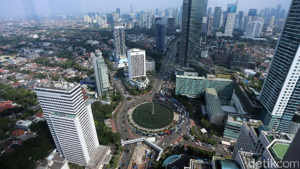 Ibu Kota Pindah, Netizen Bandingkan Jakarta dengan New York