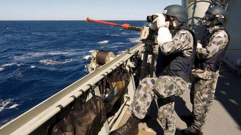 Khawatirkan China, India Tolak Australia Ikut Latihan Militer