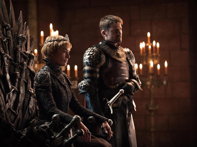 HBO Rilis Foto-foto Terbaru Game of Thrones Musim Ketujuh