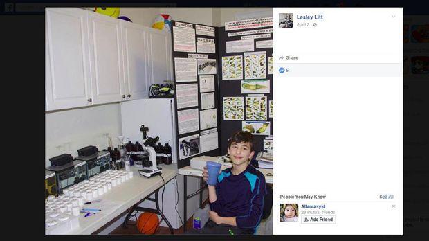 Remaja 12 Tahun Buktikan Khasiat Teh Hijau untuk Cegah Kanker