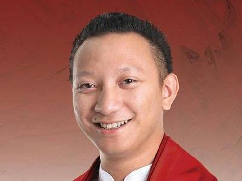 Aryo Djojohadikusumo Segera Menikah