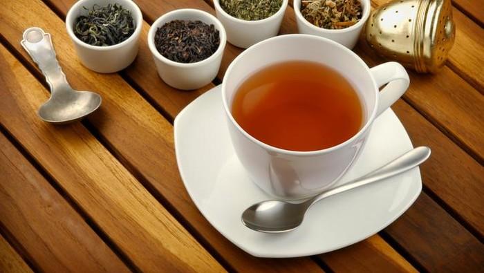 Ilustrasi jenis-jenis teh. Foto: iStock