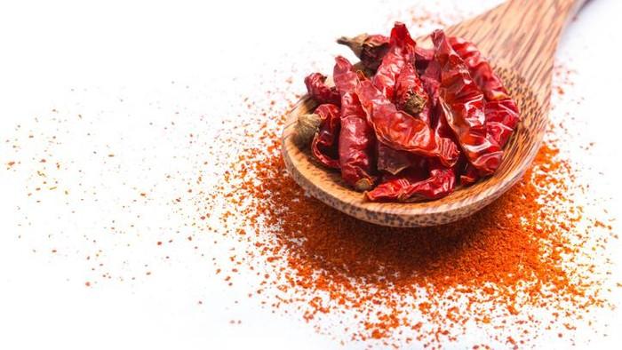Makanan pedas bisa mendorong seksual. Foto: iStock