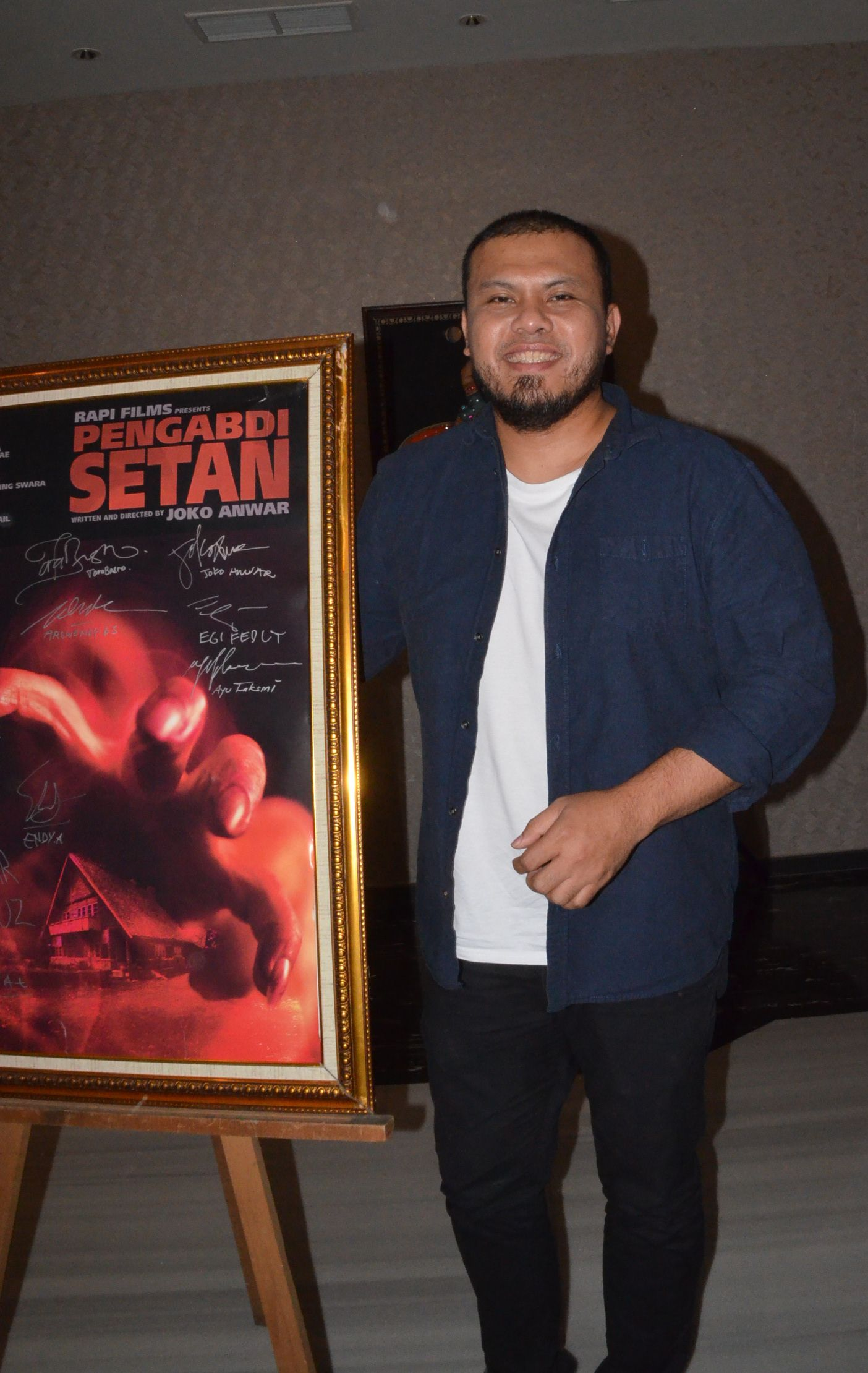 Joko Anwar 'Remak' Film Pengabdi Setan