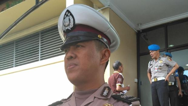 Aiptu Sunaryanto bersyukur mendapat penghargaan dari Kapolri.
