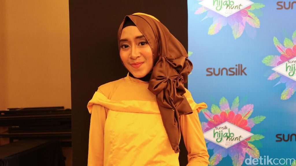 Foto: Ada Belle Beauty and the Beast di Audisi Sunsilk Hijab Hunt Bandung