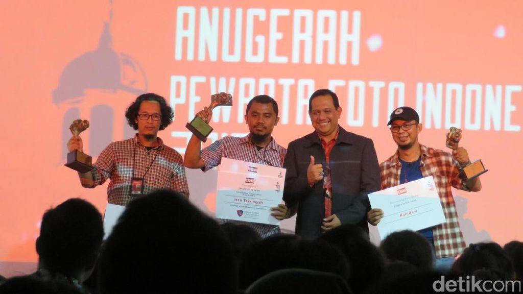 Foto Konflik Gafatar Jadi yang Terbaik di Ajang APFI 2017