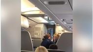 Lirik Wanita Lain di Pesawat, Pria Ini Dihantam Laptop Pacarnya