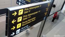Bandara Soetta Luruskan Foto Viral Perempuan Meninggal: Bukan karena Corona