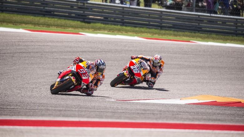 Motor Honda Dinilai Kalah Oke dari Yamaha di Austin, tapi...