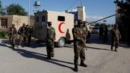 Serangan Bom Bunuh Diri Taliban Tewaskan 8 Tentara Afghanistan