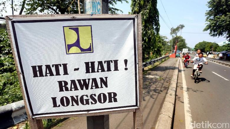Penjelasan BNPB Soal Longsor di Simalungun