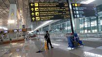 Geger Letusan Senpi Polisi di Bandara Soekarno-Hatta