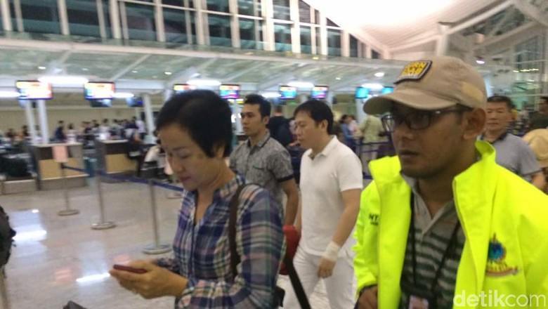 Buron Interpol China yang Coba Bunuh Diri di Bali Dideportasi