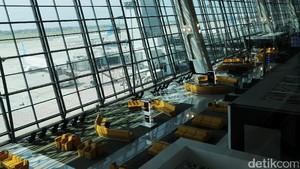 Polisi Buru Pencuri Koper Terminal 3 Bandara Soetta yang Viral