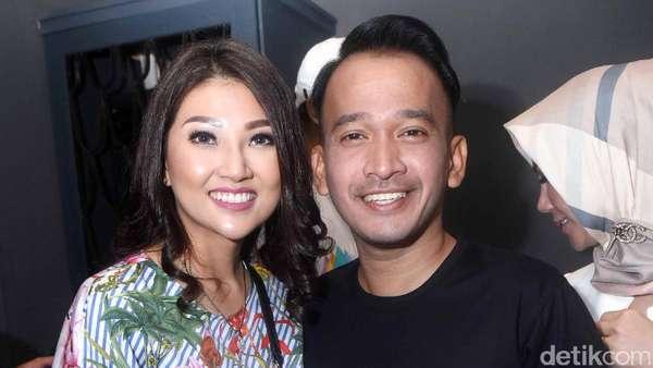 Ruben Onsu dan Sarwendah Semringah Banget