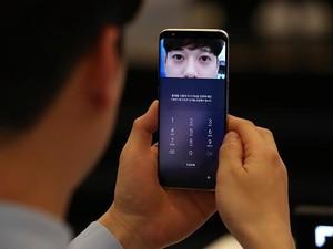 <i>Duh</i>! Pemindai Iris Galaxy S8 Bisa Dibobol