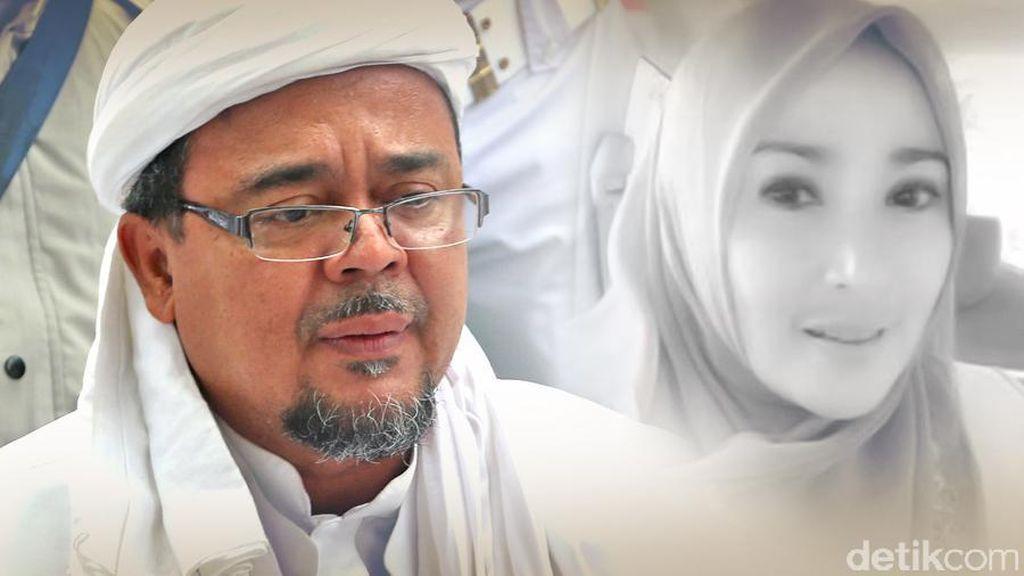 Habib Rizieq Tersangka, #KamiTetapBersamaHRS Bergelora