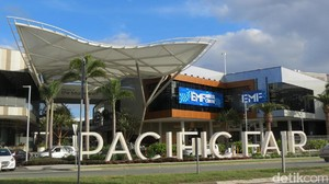 Surga Belanja di Gold Coast: Pacific Fair