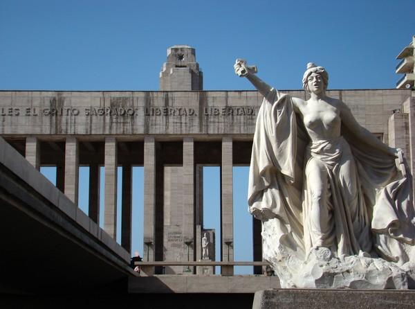 Rosario berada sekitar 300 kilometer menuju ke tengah dari ibu kota Buenos Aires (Thinkstock)