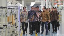 Jokowi Ingin Produsen Mobil Perbanyak Ekspor Kendaraan
