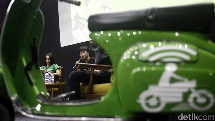 Go Jek (Foto: Rachman Haryanto)