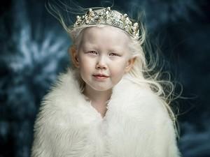 Foto: Nariyana, Putri Salju dari Siberia yang Menarik Atensi Dunia