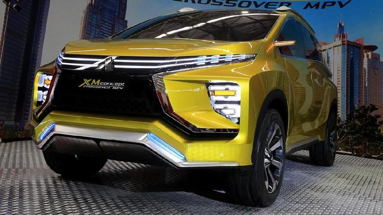 Mitsubishi XM Concept Foto: Ari Saputra