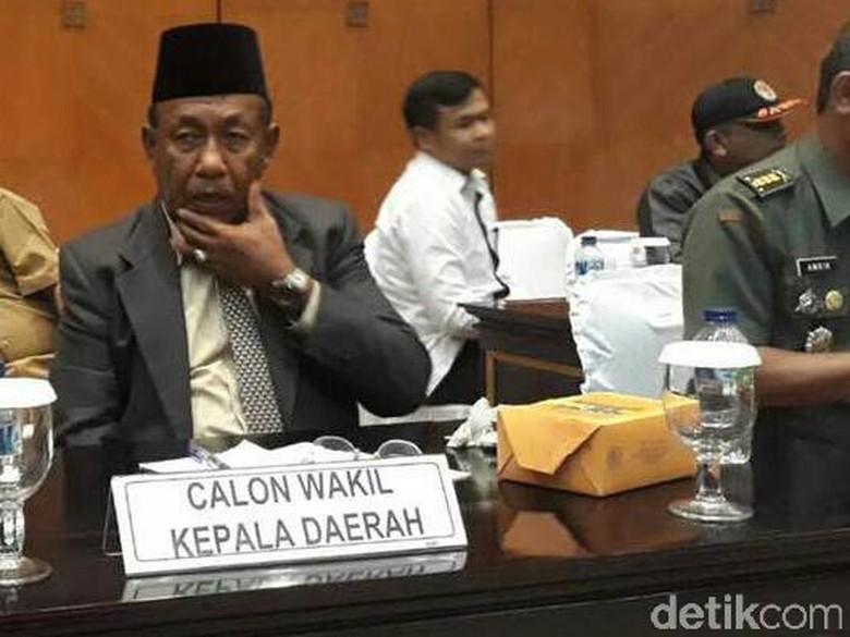 DPRD Riau Pilih Wan Thamrin Hasyim Jadi Wagub