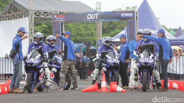 Ini Komentar Komunitas Soal Motor Sport Anyar Yamaha