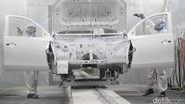Banyak Pabrik Mobil, Daya Saing Industri Kian Kuat