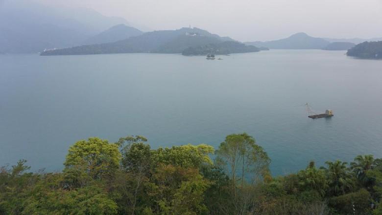 Foto: Sun Moon Lake (Niken Purnamasari/detikTravel)
