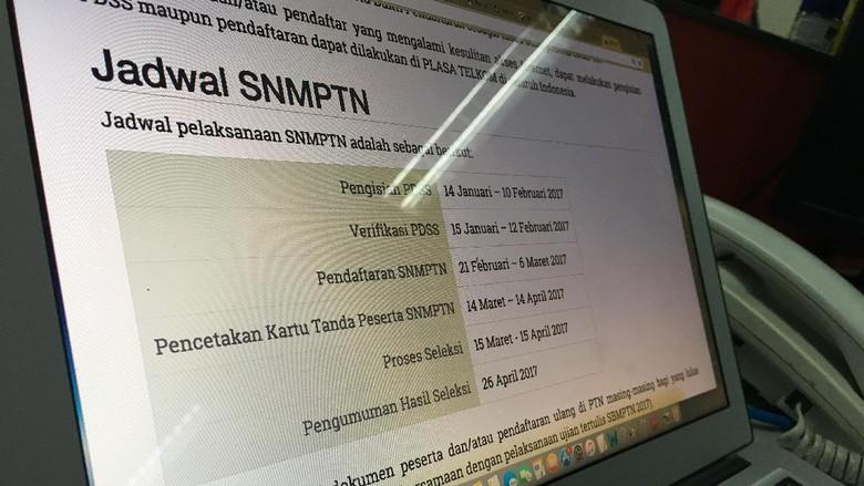 Panitia Tanggapi Keluhan Netizen yang Adiknya Gagal Daftar SNMPTN