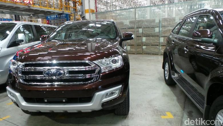 Mobil China JAC (Foto: Hany Koesumawardani)