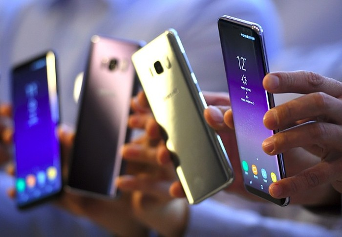 Samsung Galaxy S8. Foto: Getty Images
