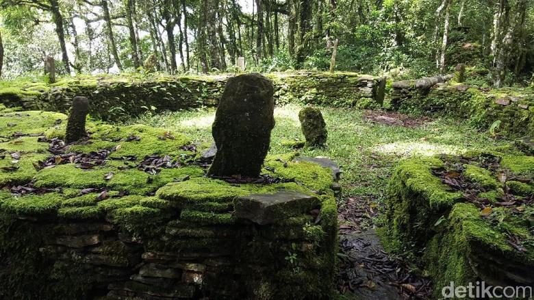Benteng Makes yang bernuansa mistis (Fitraya/detikTravel)
