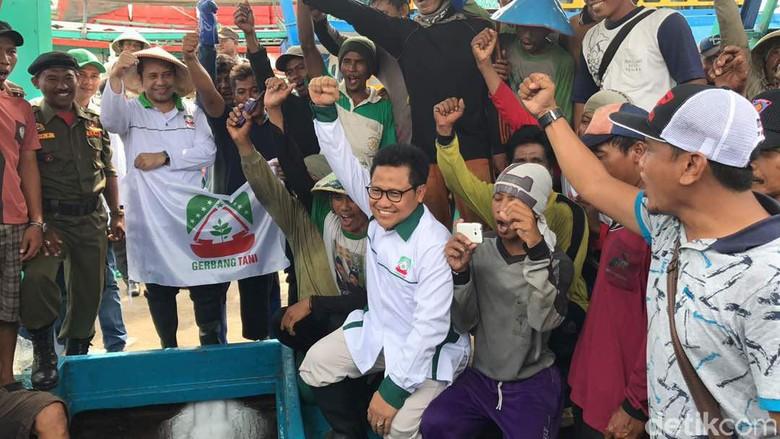 Muhaimin Iskandar Sebut Aturan Menteri Susi Susahkan Nelayan