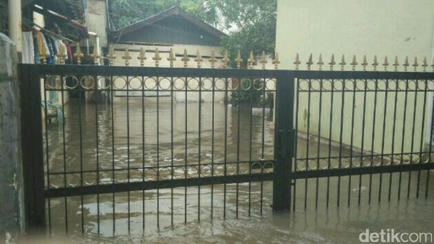 Banjir di Petogogan.