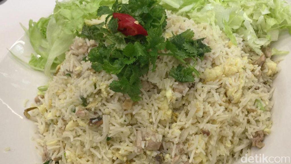 3 Resep Nasi Goreng Putih ala Restoran yang Mantap Buat Sarapan