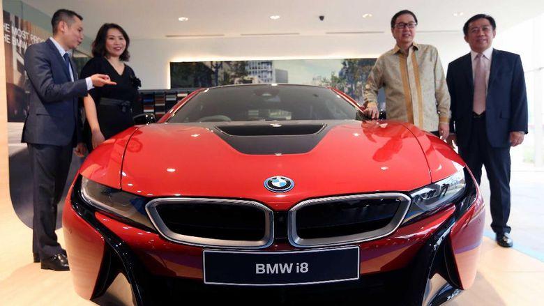 Bmw Harap Mobil Hybrid Bisa Ngegas Di Indonesia