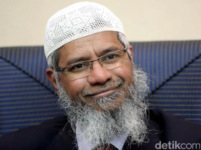 Asosiasi China Malaysia Desak Pemerintah Usir Ulama Kontroversial Zakir Naik