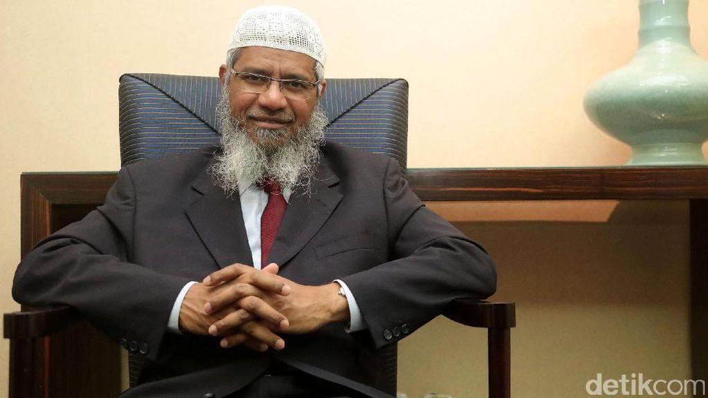 Zakir Naik Akan Kembali Diperiksa Polisi Malaysia 19 Agustus Mendatang