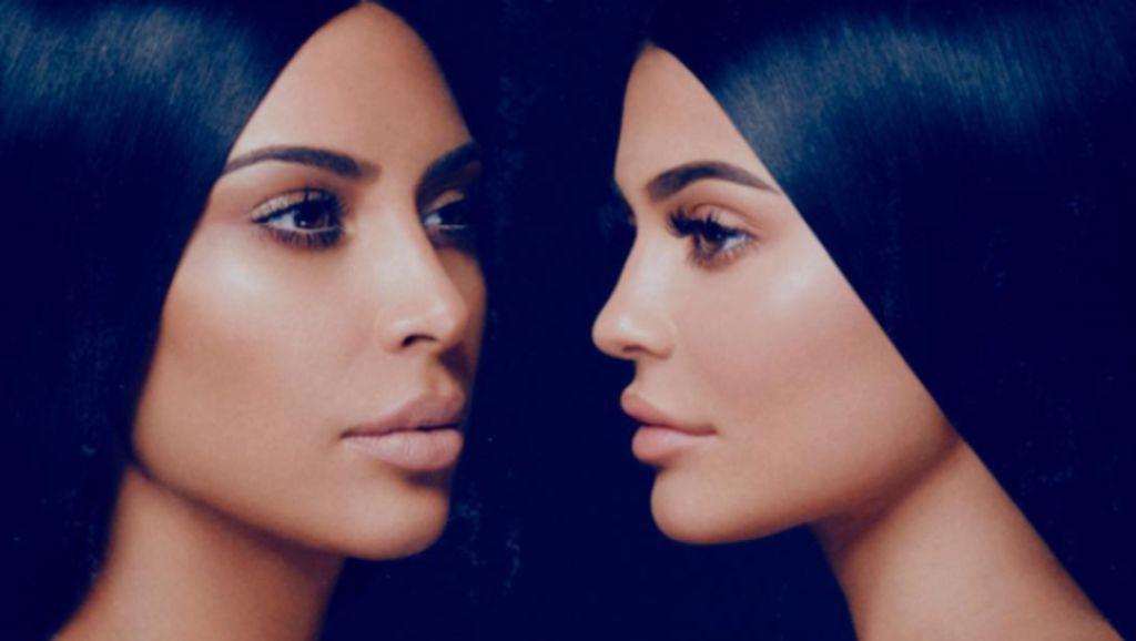Pandemi Corona, Kim Kardashian & Kylie Jenner Stop Produksi Kosmetik
