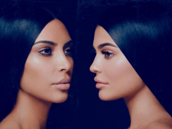 lipstik kylie jenner dan kim kardashian